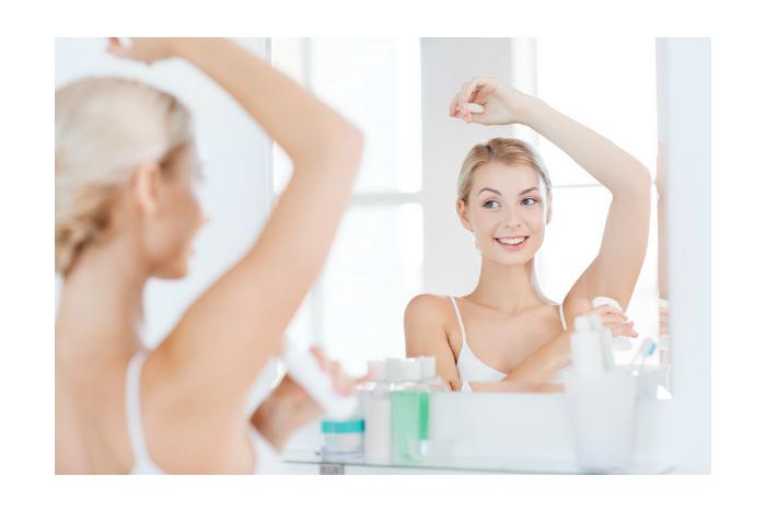 Hliníkové soli a parabény v antiperspirantoch a dezodorantoch