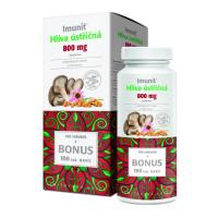 Hliva ustricová 800 mg s rakytníkom a echinaceou IMUNIT 100 + 100 tabliet