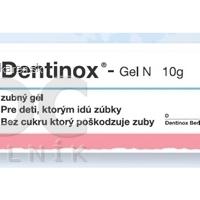 Dentinox - gel N gel dnt (tuba Al) 1x10 g