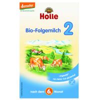 HOLLE Bio Baby 2 Pokračovacia mliečna výživa od ukončeného 6. mesiaca 600 g