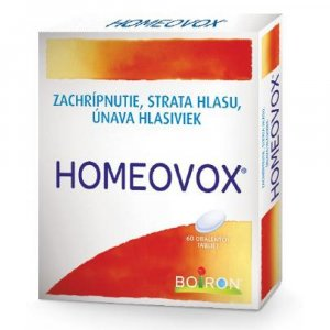 HOMEOVOX 60 tabliet