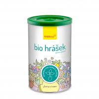 WOLFBERRY Hrášok BIO semienka na klíčenie 200 g