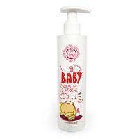 HRISTINA Mother&Baby Prírodné telové mlieko pre bábätká 250 ml
