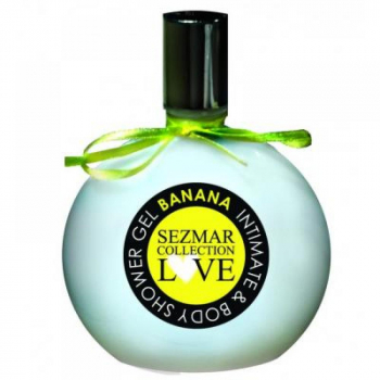 HRISTINA Prírodný intímny sprchový gél banán s afrodiziakami 250 ml