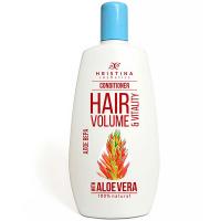 Hristina prírodné kondicionér pre objem vlasov s aloe vera 200 ml