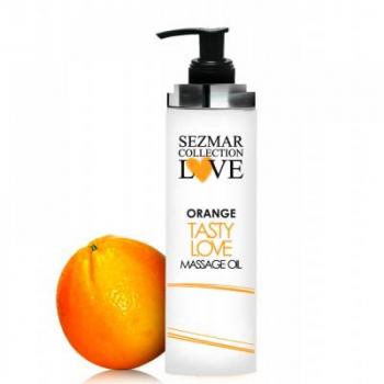 HRISTINA Prírodný masážny olej Pomaranč 100 ml