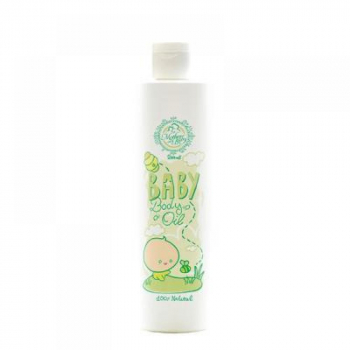HRISTINA Prírodný telový olejček pre bábätká 200 ml