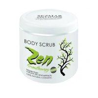 HRISTINA Prírodný telový peeling Zen 500 ml