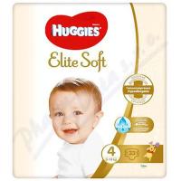HUGGIES Elite Soft 4 8 až 14 kg 33 ks