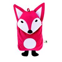 HUGO FROSCH Eco junior comfort detský termofor s motívom červenej líšky 0,8 l
