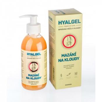 HYALGEL Mast na kĺby 250 ml