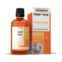 HYLAK Forte perorálne kvapky 100 ml