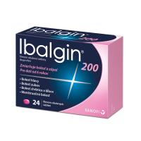 IBALGIN 200 mg x 24 tabliet