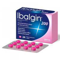 IBALGIN 200 mg x 24 tabliet