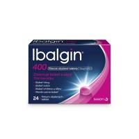 IBALGIN 400 mg 24 tabliet