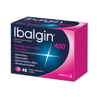 IBALGIN 400 mg 48 tabliet