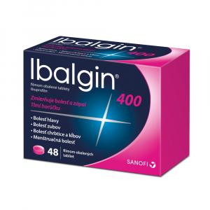 IBALGIN 400 mg 48 tabliet
