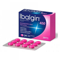 IBALGIN 400 mg x 24 tabliet