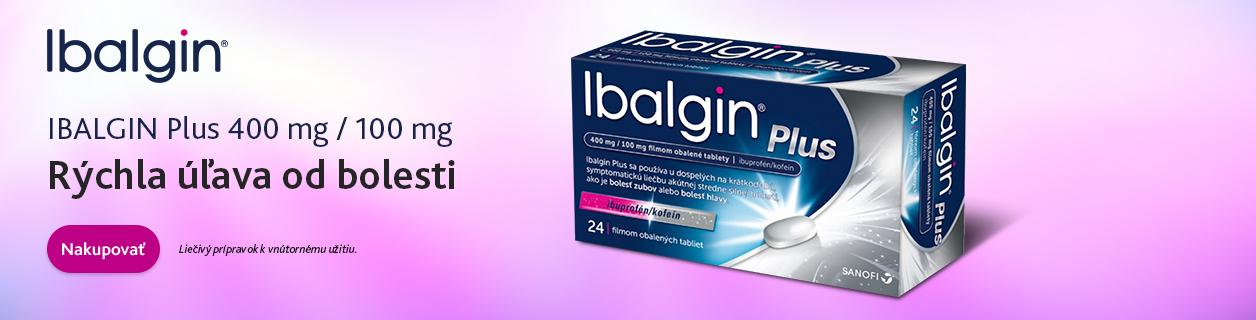 Ibalgin Plus