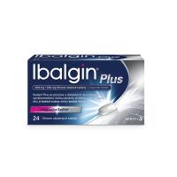 IBALGIN Plus 400 mg/100 mg 24 tabliet