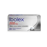 IBOLEX 200 mg 20 tabliet