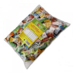 IBONS zázvorové žuvacie cukríky 100 kusov