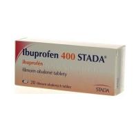 STADA Ibuprofen 400 mg 20 tabliet