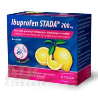 IBUPROFEN STADA 200 mg prášok 20 ks