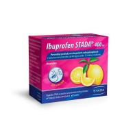 IBUPROFEN STADA 400 mg prášok 20 vreciek