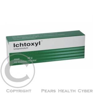 ICHTOXYL masť 30 g
