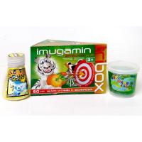 IMUGAMIN Effective pre deti dražé 60 TRIBOX + hračka