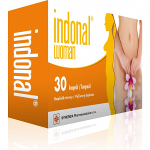Indonal woman 150 mg 30 kapsúl