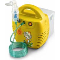 LITTLE DOCTOR Kompresorový inhalátor LD-211C žltý