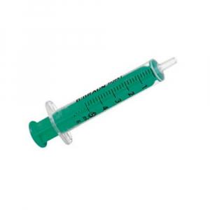 Injekčná striekačka 5 ml Braun 100 ks (PZN2057903)