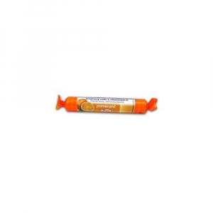 Intact hroznový cukor s vit.C pomaranč 40g (rolička