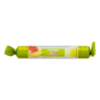 Intact hroznový cukor s vitamínom C mango 40 g (rolička)
