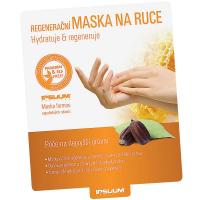 IPSUUM Regeneračná maska na ruky 26 g (1 pár)