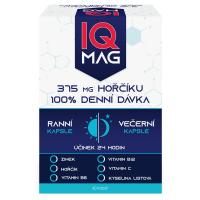 IQ Mag ranný/večerný 60 kapsúl