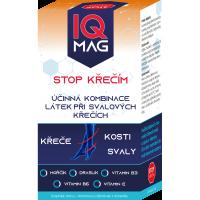 IQ MAG Stop kŕčom 60 tabliet