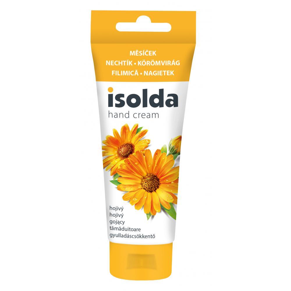 Isolda Nechtík lekársky hojivý krém na ruky 100 ml
