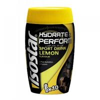 ISOSTAR Hydrate & Perform prášok LEMON 400 g