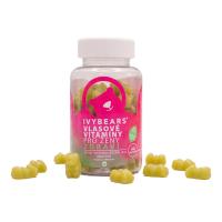 IVY Bears vlasové vitamíny pre ženy 60 kusov