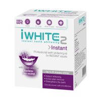 IWHITE 2 Sada na bielenie zubov 10 x 0,8 g