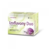 OBRA Izoflavony duo s vitamínom D 60 kapsúl
