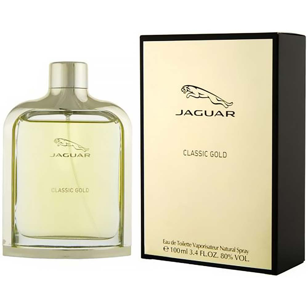 Jaguar Classic Gold 100ml