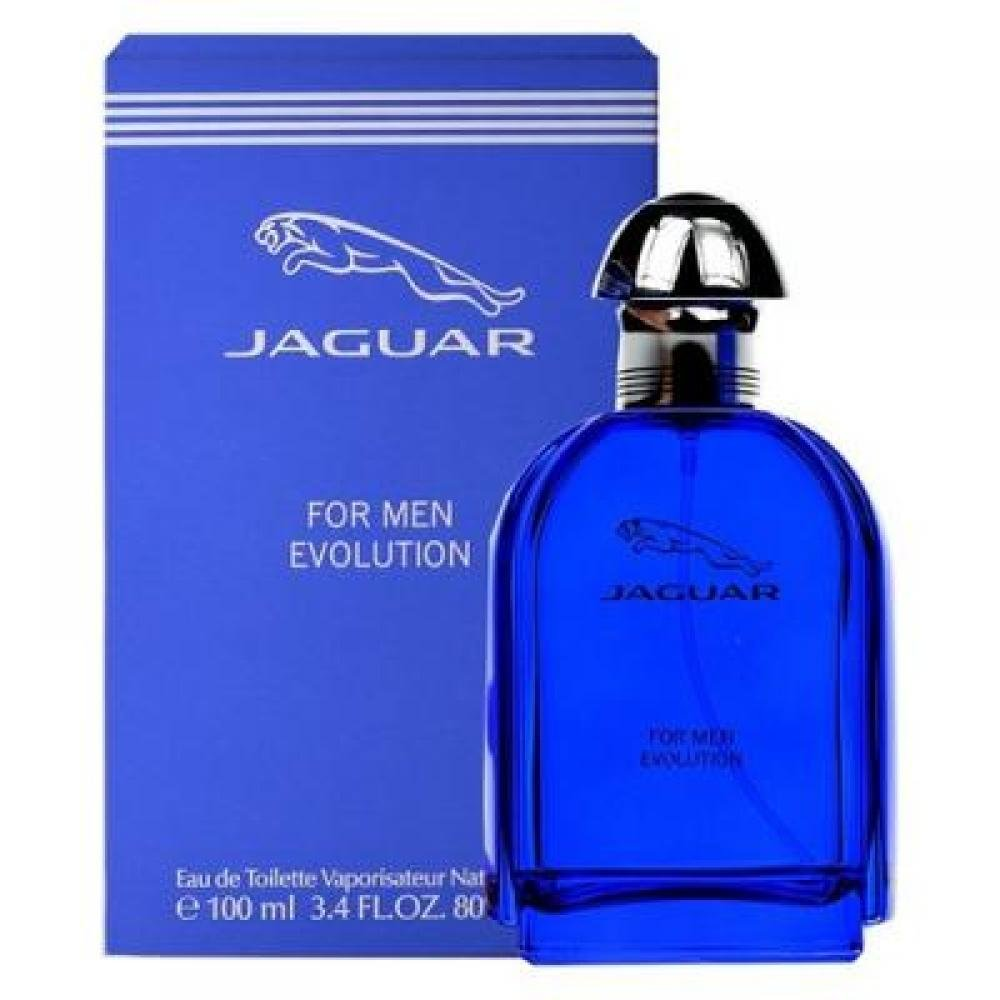Jaguar for Men Evolution 100ml