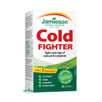 JAMIESON Cold Fighter Podpora imunity 30 kapsúl