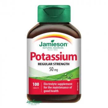 JAMIESON Draslík 50 mg 100 tabliet