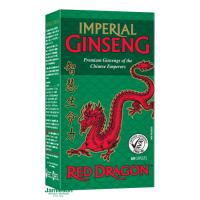 JAMIESON Kráľovský ženšen Red Dragon 500 mg 60 tabliet