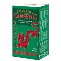 Jamieson Kráľovský ženšen Red Dragon™ 500 mg 60 tabliet